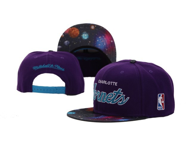 New Orleans Hornets NBA Snapback Hat Sf13